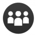 icon of group of people